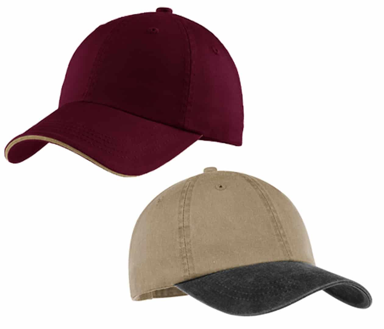 Photo of Twill Caps