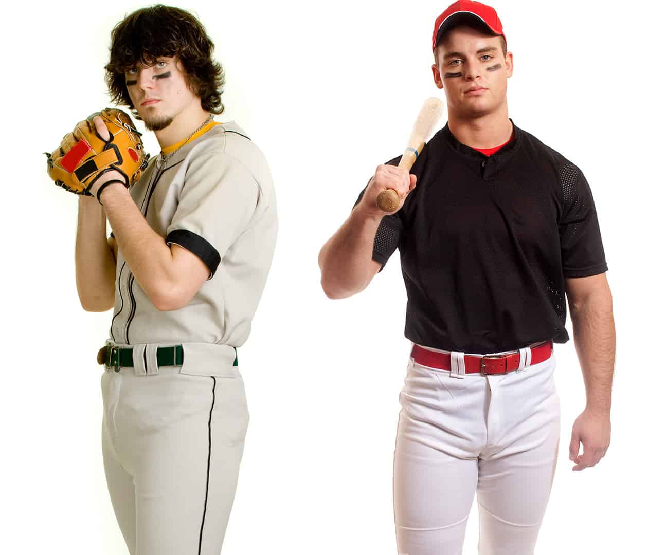 Photo of baseball players