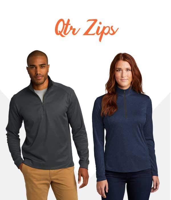 Qtr Zip Image